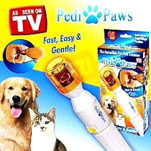 PEDIPAWS, the incredible pet nail trimmer